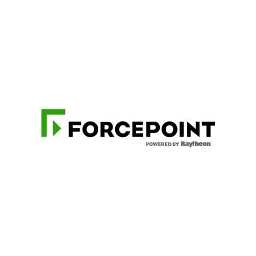 Forcepoint's Logo